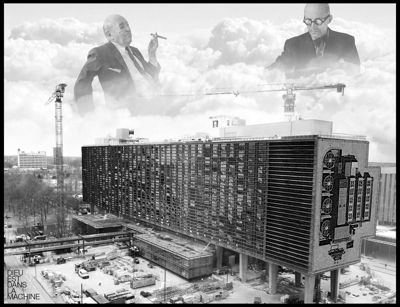 Hoofdgebouw Eindhoven Collage